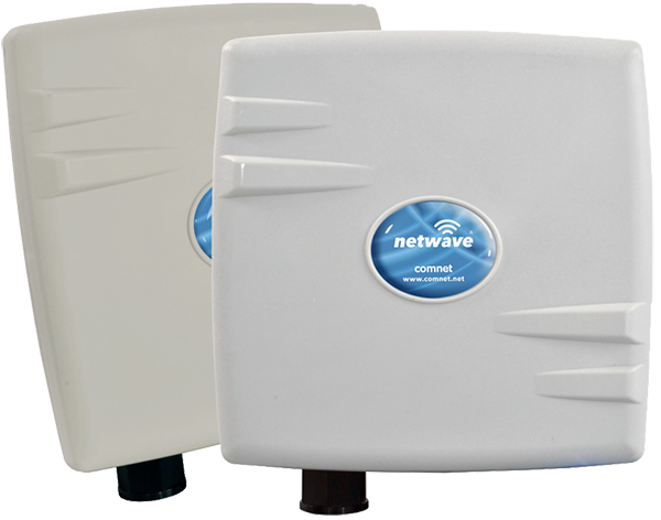 NetWave Kits: A Complete Hardened Point-to-Point Wireless Ethernet Solution