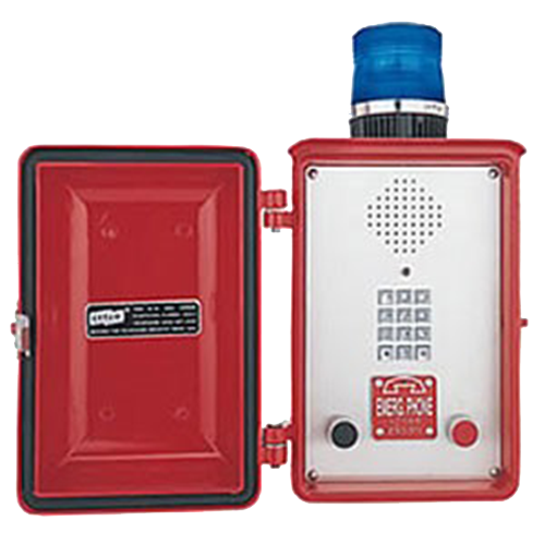Emergency, Blue Light and Security Telephones