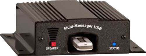 Multi-Messager USB