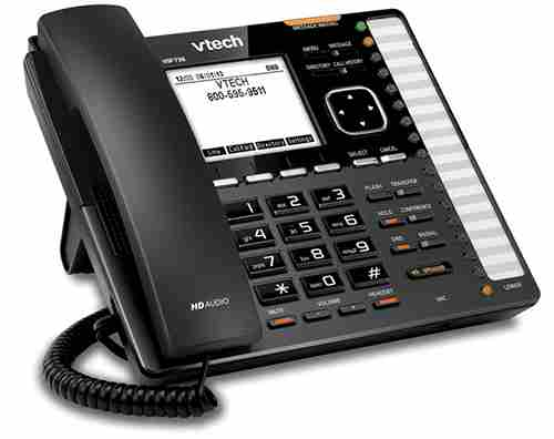 VSP700 Series ErisTerminal® SIP Phones