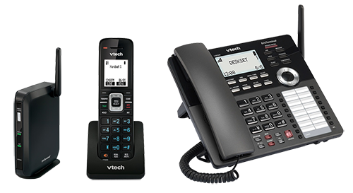 VSP600 Series ErisTerminal® SIP Phones