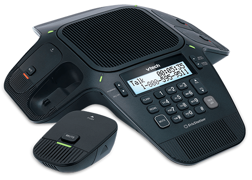 ErisStation Conference Phones with Wireless Mics