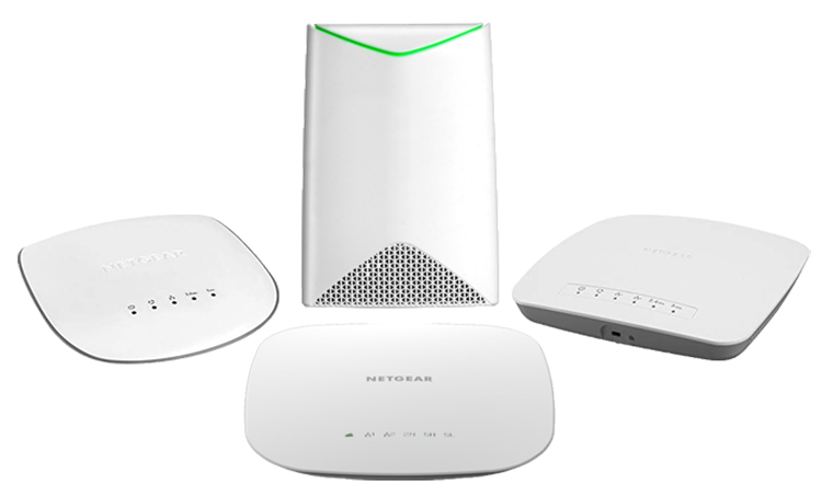 Remote Managed Wi-Fi Line-up