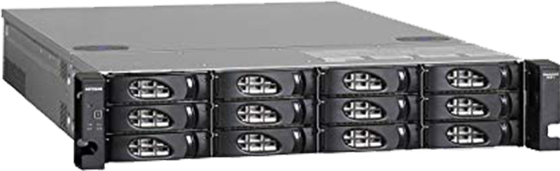 High-Density ReadyNAS Storage